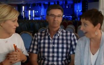 Viewers couldn't get enough of Daniel O'Donnell's reaction to the cost hikes on Room To Improve