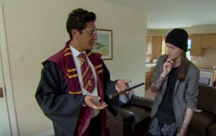 """WATCH: """"I'm not going."""" Harry Potter themed wedding causes havoc on the Irish Don't Tell The Bride"""