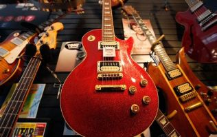 One of the oldest guitar manufacturers in the world is facing bankruptcy