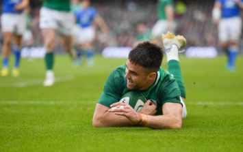 All the reaction to clinical first half performance from Ireland
