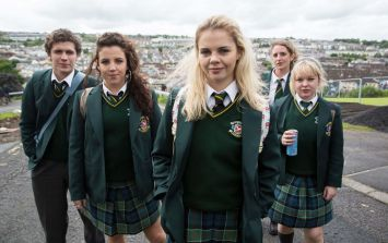 Derry Girls and The Young Offenders among the winners at the IFTAS