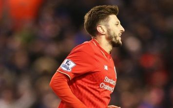 Liverpool's Adam Lallana posts Insta pic of his frost-bitten feet after Sunday's game