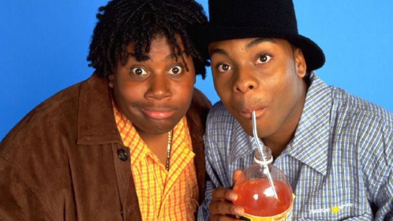NOSTALGIA ALERT! Kenan & Kel have reunited and they're working on a new episode