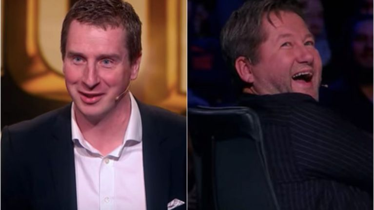 WATCH: Dublin magician bags four yes votes on Norway's Got Talent