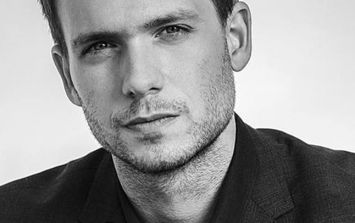 Suits star Patrick J Adams to give a talk in Dublin this week