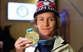 Teenage winter Olympian sleeps through alarm because of Netflix binge, still wins gold medal