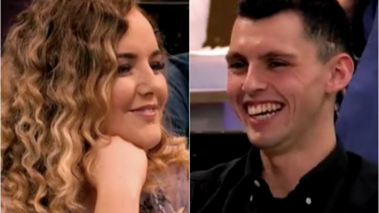 Everyone fell in love with this pair on First Dates Ireland's Valentine's Special