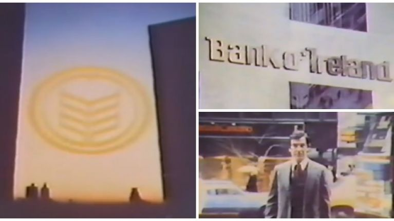 This amazing Bank of Ireland in New York ad from the 1970s simply needs to be seen
