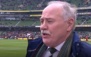 IRFU President makes sure to remind Wales of Irish anger at Rugby World Cup snub
