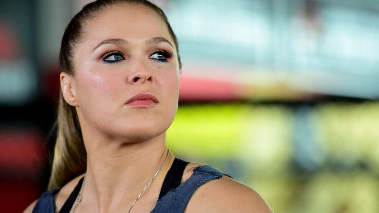 Ronda Rousey makes first action appearance of her WWE career