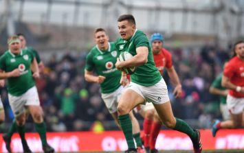 Jamie Heaslip tribute, Ireland v Wales, James Downey and Brendan Macken on The Hard Yards