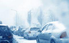 Heavy snow on its way to Ireland? Met Éireann has its doubts
