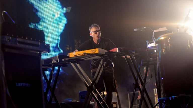 Leftfield announce first headline Irish show in years