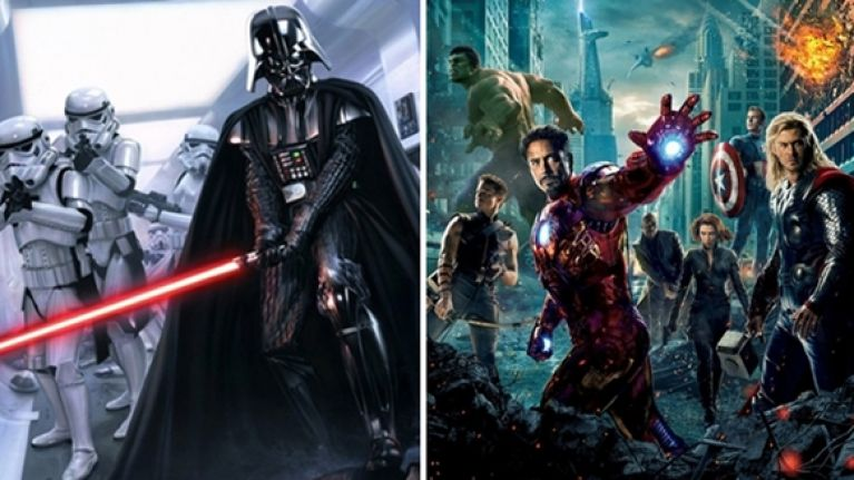 Good News Because Disneyland Paris Is Getting A Star Wars And Marvel