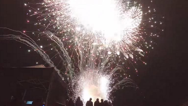 Sydney's New Year's celebrations suffers unfortunate typo