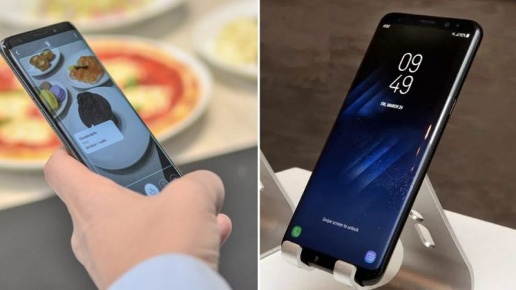 ​Samsung's latest phone has virtually the same stats as an iPhone X but over €200 Cheaper