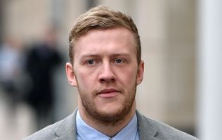Stuart Olding's semen found on all items of clothes worn by accuser, Belfast court is told