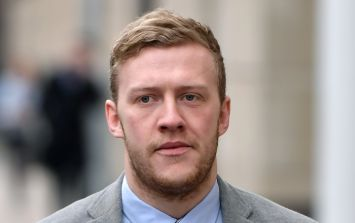"""She was doing it and I wasn't forcing her to do it"" - Court hears Stuart Olding's police statement"