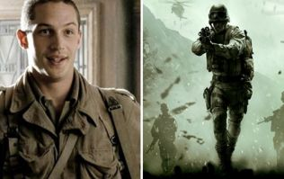 Tom Hardy is being lined up for the lead role in the Call of Duty film
