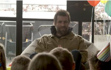 WATCH: Liam Gallagher being interviewed by a bunch of kids is a strangely adorable experience
