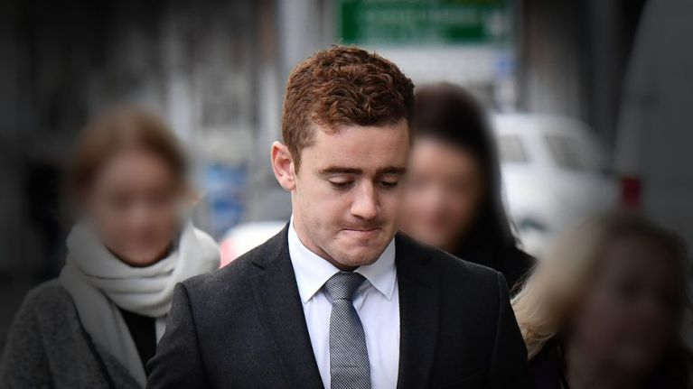 """""""She didn't have to stay, she could have left if she wanted to"""" - Court hears transcript from Paddy Jackson police interview"""
