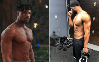 The workout which got Michael B. Jordan in shape for Black Panther