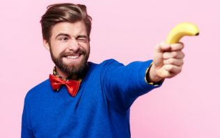 You can now eat a whole banana, skin and all, if you're into that sort of thing
