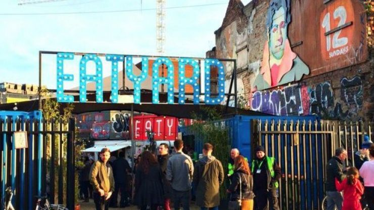 One of Dublin's best outdoor food venues is set for a grand re-opening