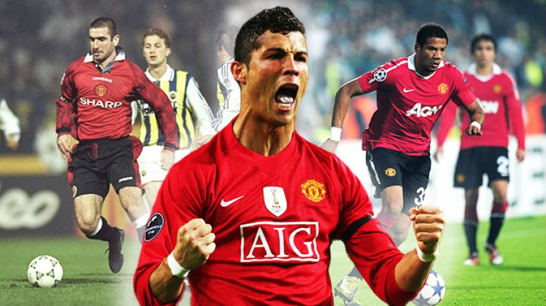 QUIZ: Name Manchester United's Champions League goalscorers