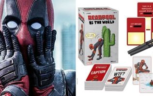 Deadpool is getting its own Cards Against Humanity-type game