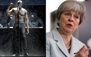 Downing Street issues official response to Stormzy's Brit Awards criticism