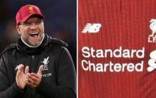 It looks like this is going to be Liverpool's home kit for next season