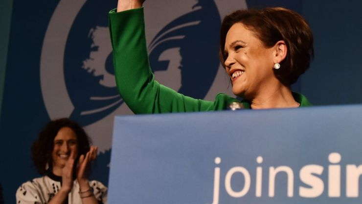 Sinn Féin to announce presidential candidate in September