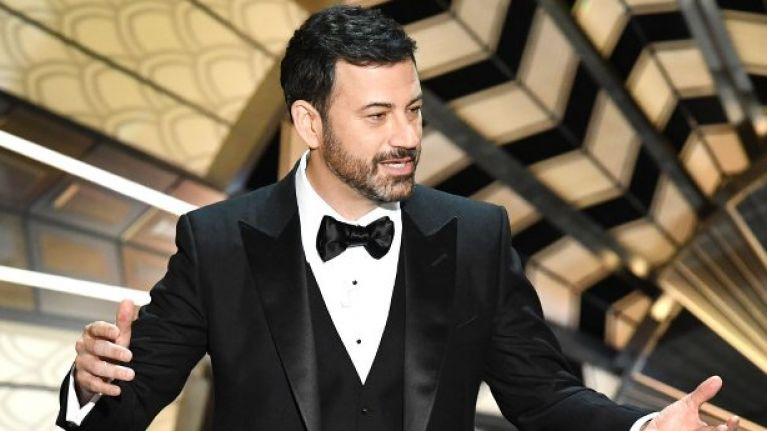 Jimmy Kimmel had the most perfect response to Trump's mean tweet about the Oscars