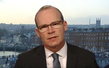Simon Coveney warns that the European Union could reject Theresa May's proposal for a soft border