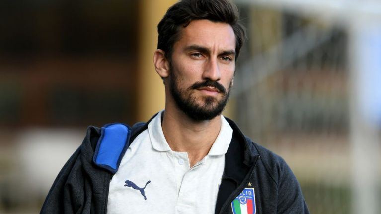 Manslaughter investigation opened into Davide Astori's death, no suggestion of foul play