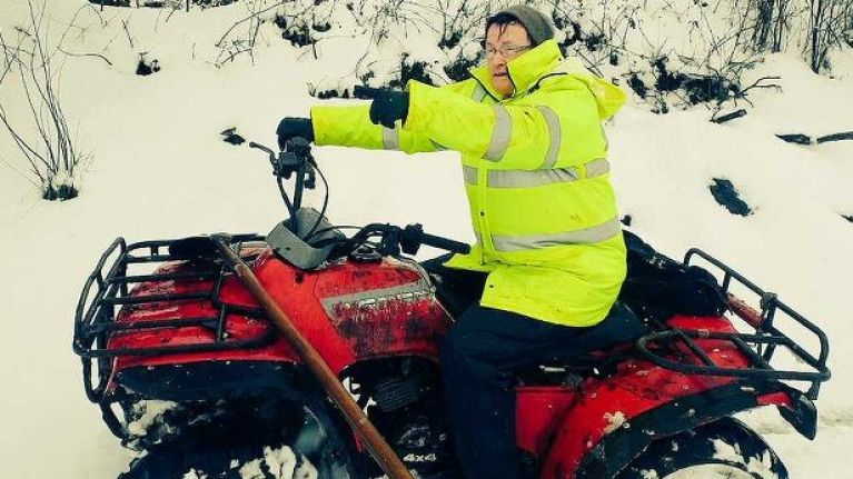 Cork woman hailed for her heroic quad bike efforts during Storm Emma