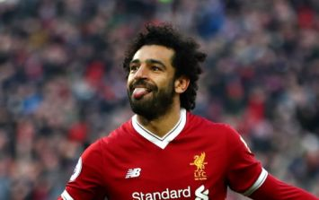 Mo Salah has signed a new five-year contract at Liverpool
