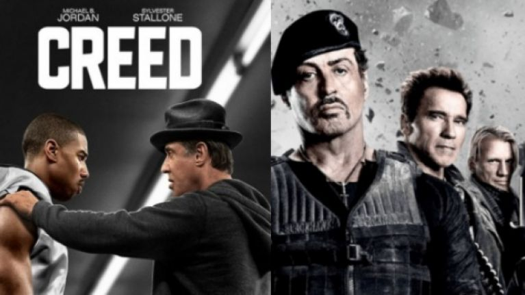 creed 2 starts filming this month and the expendables 4 is also