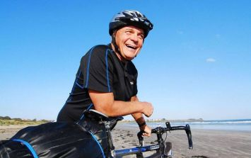 Irishman well on course to become the oldest person to circumnavigate the globe on a bicycle