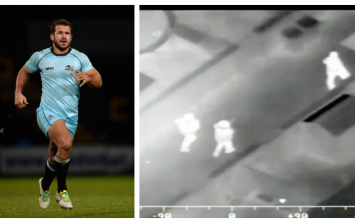 Rugby star in 100mph police chase tasered 5 times before stealing taser and turning it on police