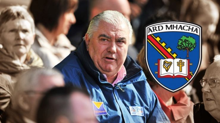 Joe Kernan drinking story with Armagh 2002 team was an act of managerial genius