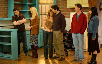 Viewers have pointed out that the ending to Friends was actually pretty dark