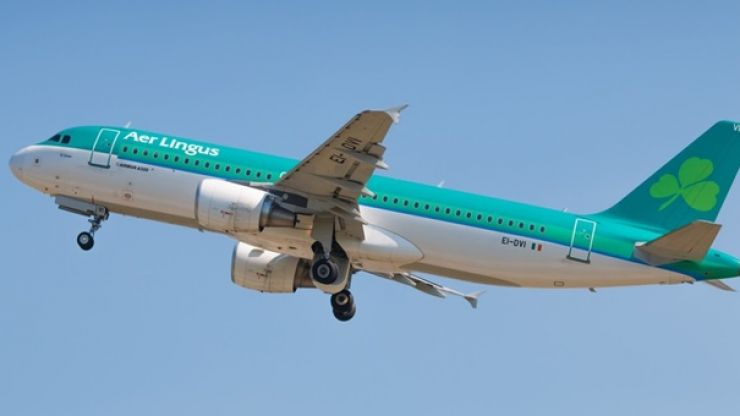 "Aer Lingus reviewing flight that had ""unexpectedly high"" number of people on it"