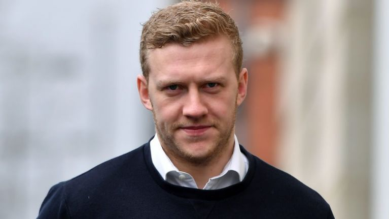 """I did it and I have done it and I shouldn't have done it"" - Stuart Olding addresses WhatsApp messages"
