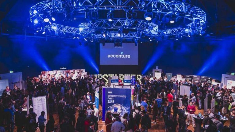 Ireland's largest recruitment event is aiming to make one crucial change this year