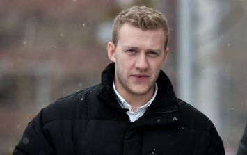 Stuart Olding questioned about his drink consumption on the night of alleged sexual assault in Belfast