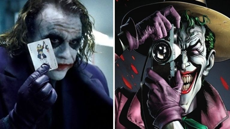 The new film about The Joker will take the character in a completely different direction
