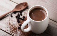 Red wine hot chocolate is a thing now and it's perfect for the snowy weather