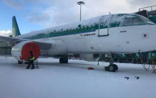Dublin Airport fully operational after suspending runway operations due to snow